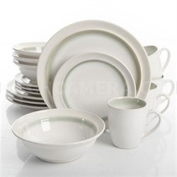 Elite Lawson 16-Piece Dinnerware Set - 110956.16
