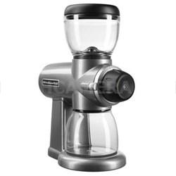 Burr Coffee Grinder in Contour Silver - KCG0702CU