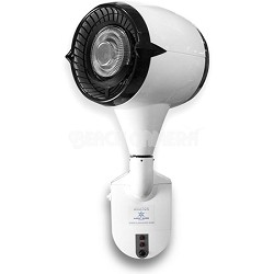 Aviator X2 Misting Air Cooler Fan Wall Mount Edition - Pearl White