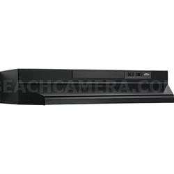 "42"" Convertible Range Hood in Black - F404223"