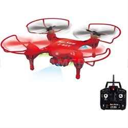 5.5 Indoor/Outdoor Camera Drone in Red - Z-6CV Red