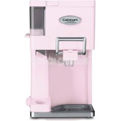 ICE-45PK Mix It In Soft Serve Ice Cream Maker - Pink