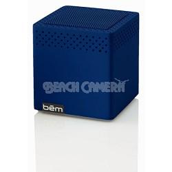 Mini Mobile Bluetooth Speaker (Blue) - BEMCSB