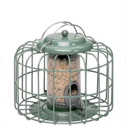 The Nuttery Mini Round Bird Seed Feeder - NT056