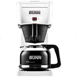 10-Cup Original Home Coffee Brewer - White (GRX-W)