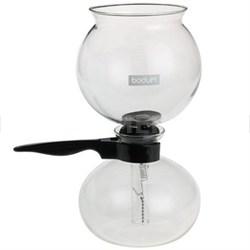 Santos Stovetop Glass Vacuum 34-Ounce Coffee Maker - OPEN BOX