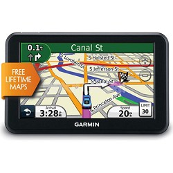 """nuvi 40LM US and Canada 4.3"""" GPS Navigation System with Lifetime Maps"""