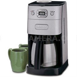 Grind & Brew Thermal 10 Cup Automatic Coffeemaker - Manufacturer Refurbished