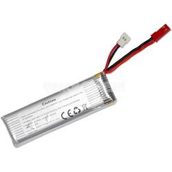QR Y100 Li-po battery (3.7V 1600mAh 20C) - QR Y100-Z-15