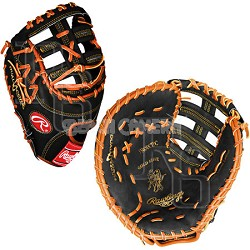 Heart of the Hide 13in Dual Core Glove - Left Handed Throw