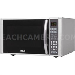 RCA 1.1 Cubic Foot Microwave in Stainless Steel - RMW1138