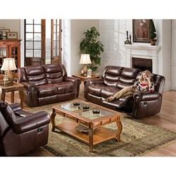 Lancaster 2pc Living Set: Sofa Loveseat