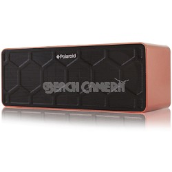 PBT555 Portable Bluetooth Speaker with Built-In Microphone - Orange