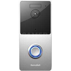 RemoBell WiFi Video Doorbell (Night Vision, 2-Way Audio) (OPEN BOX)