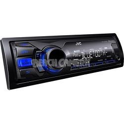 Digital Media Receiver Bluetooth Front USB-AUX (KDX250BT) - OPEN BOX