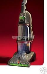 SteamVac V2 Widepath Upright Vacuum Cleaner