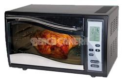 26L/.9 Electronic Convection & Rotisserie Oven