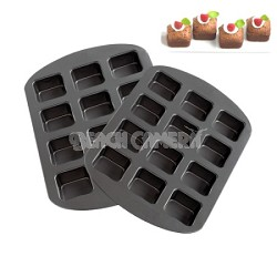 2 Pack Brownie Pan