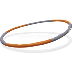 Adjustable Weighted Multi-hoops Hula Hoop for Weight Loss - 3lbs to 5lbs.