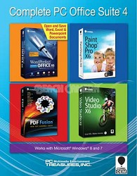 Complete PC Office Suite 4 (Bundle Version Only)