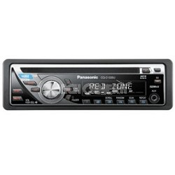 CQ-C1335U In-Dash Receiver w/ CD player and MP3 playback