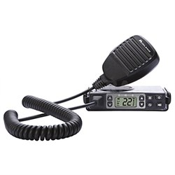 Consumer Radio MXT105 MicroMobile 5 W GMRS Radio with Weather
