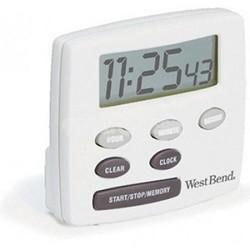 Electronic Timer - White - 40055