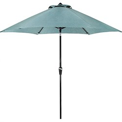Lavallette 9 Ft. Table Umbrella in Blue - LAVALLETTEUMB-B