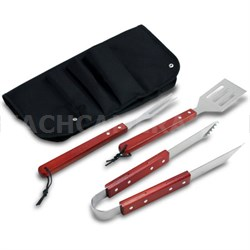 CHC-80321 BBQ Apron Tool Set