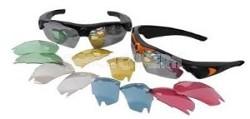 DVR Sunglasses w/ Micro SD Card Slot