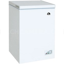 FRF434I-B 3.5 CU Ft Chest Freezer White