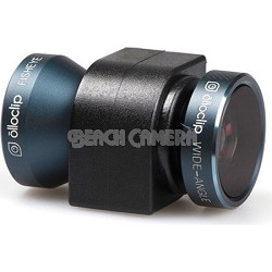 4-in-1 Lens for iPhone 4/4S, Black