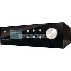 Bravado-X High Performance Stereo Internet Radio - Black (GDI-IRD4500)