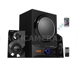 BT-209FD Wireless Bluetooth Speaker System, Powerful Sound & Bass