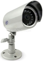 Hi-Res IndoorOutdoor Night Vision CCD Security Camera - CV67
