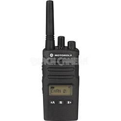 RMU2080D On-Site 8 Channel UHF Two-Way Business Radio w/Display and NOAA - Black
