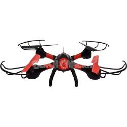 Galaxy Seeker WiFi Small Quadcopter (Red/Black) - ODY-1810-WiFi