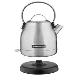1.2-Liter Electric Kettle in Stainless Steel - KEK1222SX