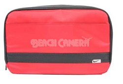 Departure Toiletry Bag - Large (Red)