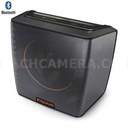 Groove Portable Bluetooth Speaker Black 1062378 (Certified Refurbished)