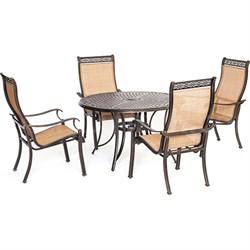 Manor 5-Piece Dining Set - MANDN5PC
