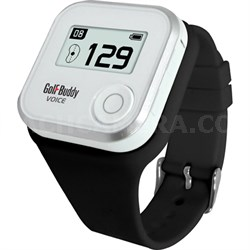Wristband for GolfBuddy GPS Rangefinder Voice, Small, Black - OPEN BOX