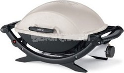 Q 200 Portable 280-Square-Inch 12000-BTU Gas Grill
