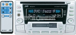 KW-XC777 CD/Cassette Receiver w/ CD Changer Controls