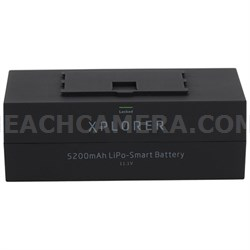 LiPo 3S 11.1V 5200mAh Smart Flight Battery for Xplorer Quadcopter Drones