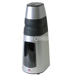 Supremo Wine Preserver With Temperature Control Silver
