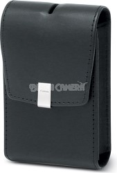 PSC-1050 Deluxe Black Leather Case for SD780