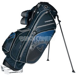 Callaway Warbird Xtreme Stand Bag for Golf (5111016) Navy/Black (The #1 Selling Golf Bag)