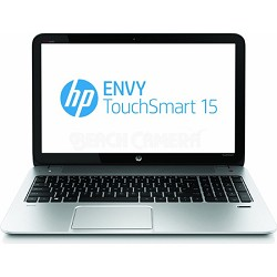 "Envy TouchSmart 15.6"" 15-j170us Notebook - AMD Elite Quad-Core A10-5750M Proc."