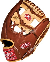 Pro Preferred 11.5 inch 2-Tone Baseball Glove Right Handed Throw